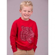 ROAR TIGER KIDS SWEATER