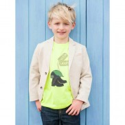 ARMY KIDS CREW NECK T-SHIRT