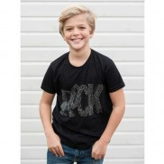 ROCK KIDS CREW NECK T-SHIRT