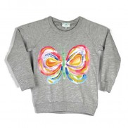 BUTTERFLY COLOUR CHANGE CAKO KIDS SWEATER