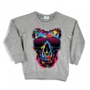 SKULL SUNGLASSES COLOUR CHANGE CAKO KIDS SWEATER