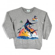 SWORDFISH COLOUR CHANGE CAKO KIDS SWEATER