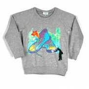 CONVERSE COLOUR CHANGE CAKO KIDS SWEATER