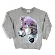 ROMA VESPA COLOUR CHANGE CAKO KIDS SWEATER