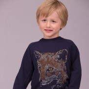 FOX CAKO KIDS SWEATER
