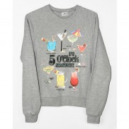 COCKTAIL HOUR CAKO MENS SWEATER