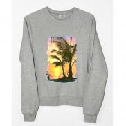 SUNSET ISLAND CAKO MENS SWEATER