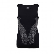 WINGS CAKO BEJEWELLED VEST