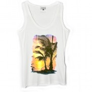 SUNSET ISLAND CAKO COLOUR CHANGE VEST